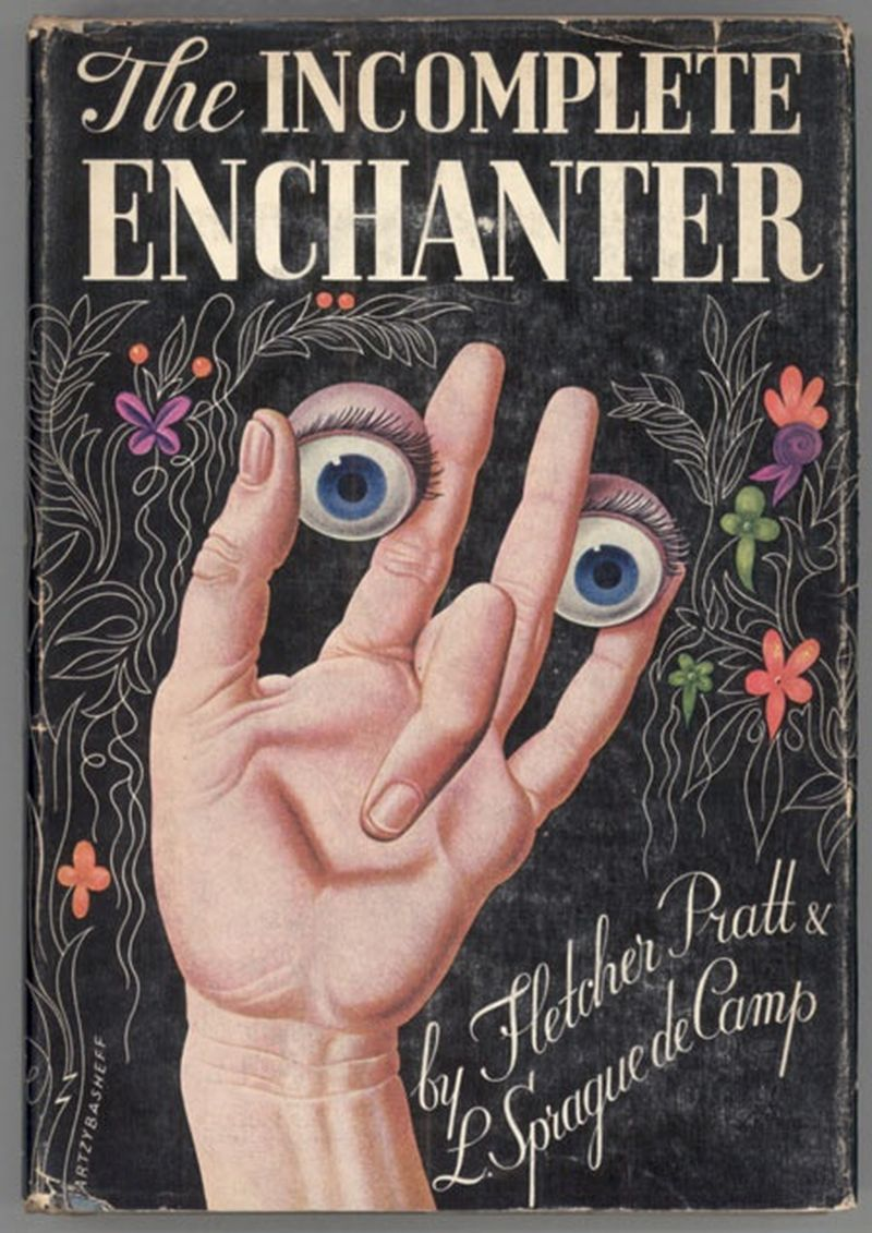 image: The Incomplete Enchanter by dinacomm