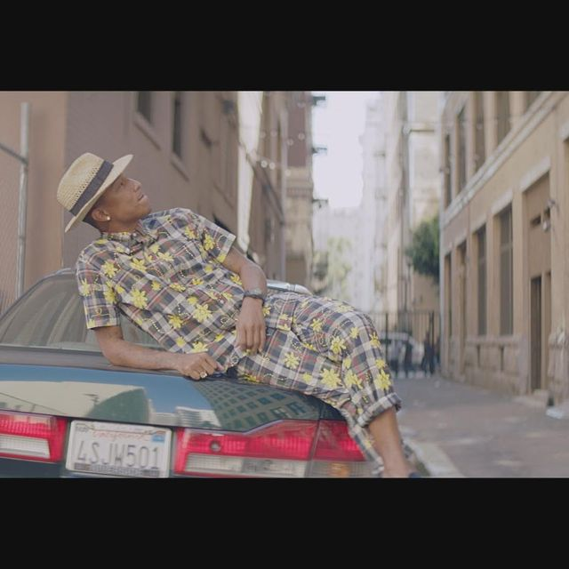 video: Pharrell Williams - Happy (Official Music Video) by nekonegro