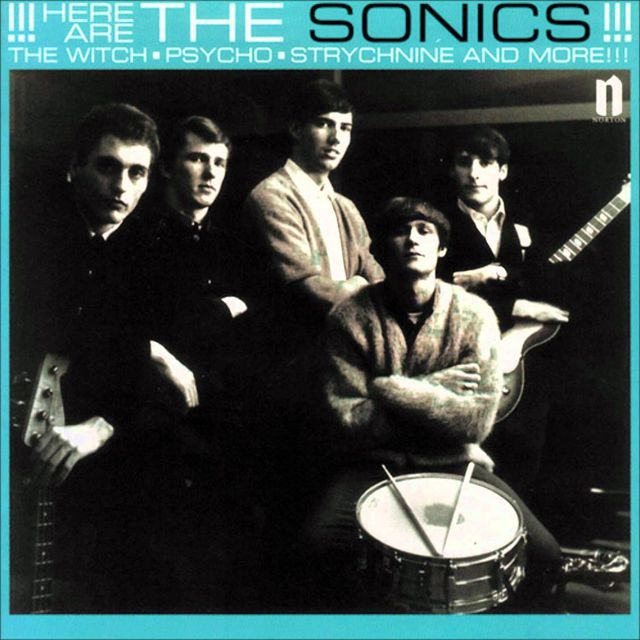 """video: Sonics-""""The Witch"""" from """"Here Are the Sonics"""" by fideldelgado"""