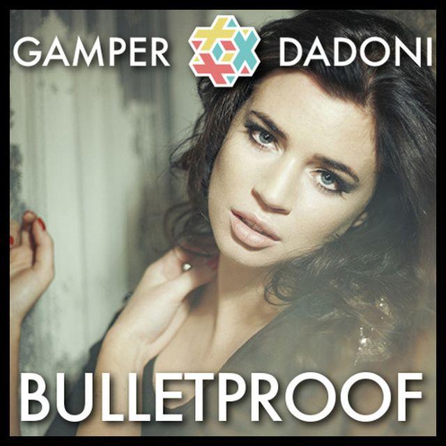 music: La Roux - Bulletproof (GAMPER & DADONI Remix) by jrgaguilar