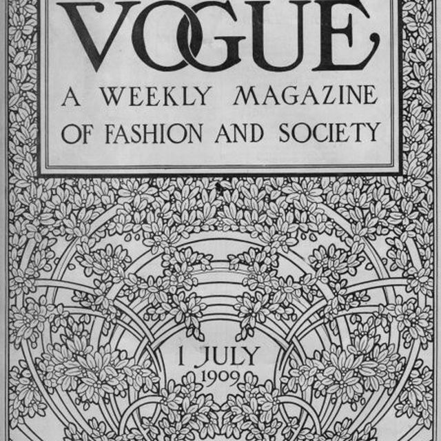image: Vintage Vogue by danielgc