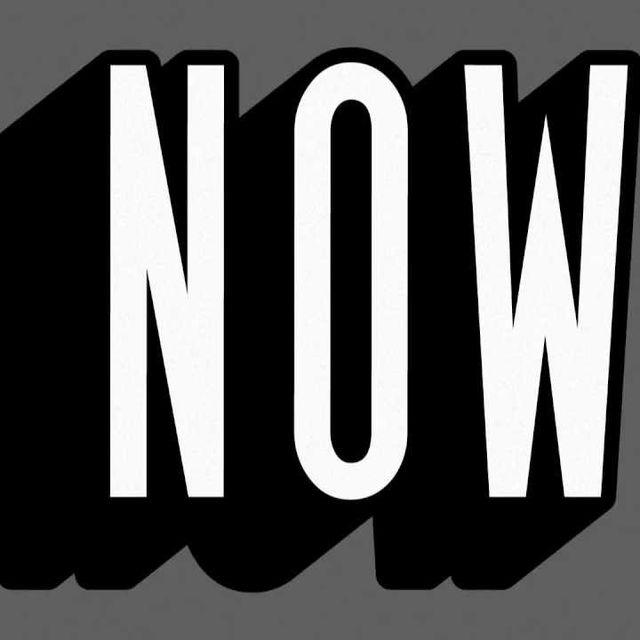 "video: Matt and Kim - ""Now"" (Official Lyric Video) by FERRANDIZ"