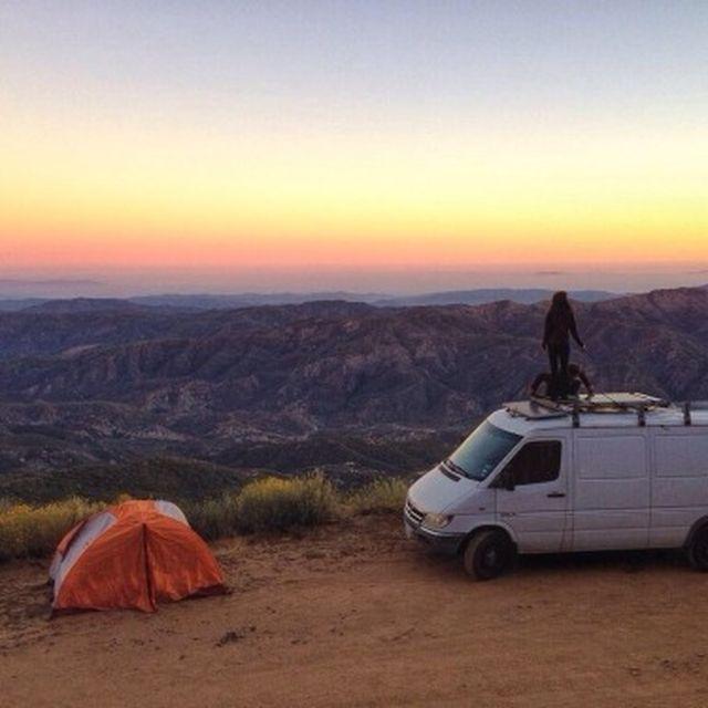 image: Camp by barambarri