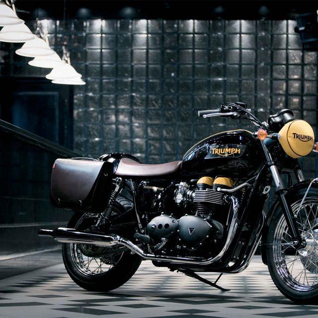 image: Triumph Bonneville by moisesmm10