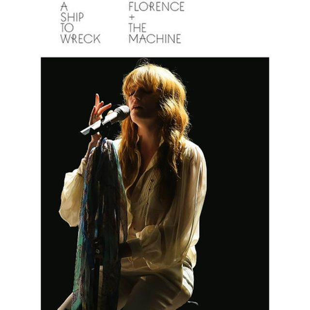 music: Florence + The Machine - Ship To Wreck (Acoustic) by adrianasantos