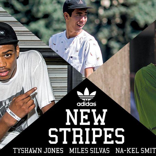 video: adidas Skateboarding New Stripes by alexaccion