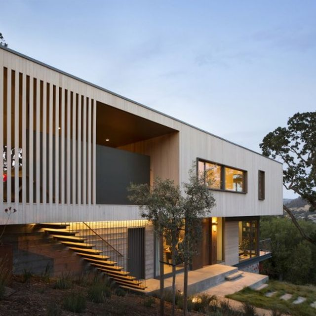 image: San Anselmo House by rodo