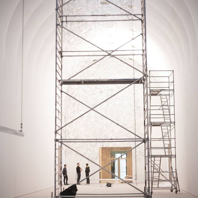 image: Momentané exhibition, Musée des Arts Décoratifs,... by bouroullec