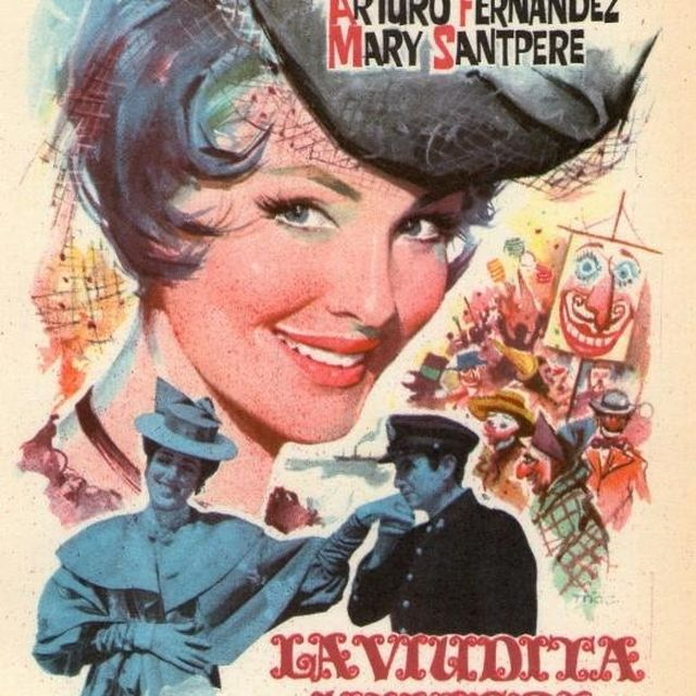 image: CULT FILMS - LA VIUDITA NAVIERA by trendtwins