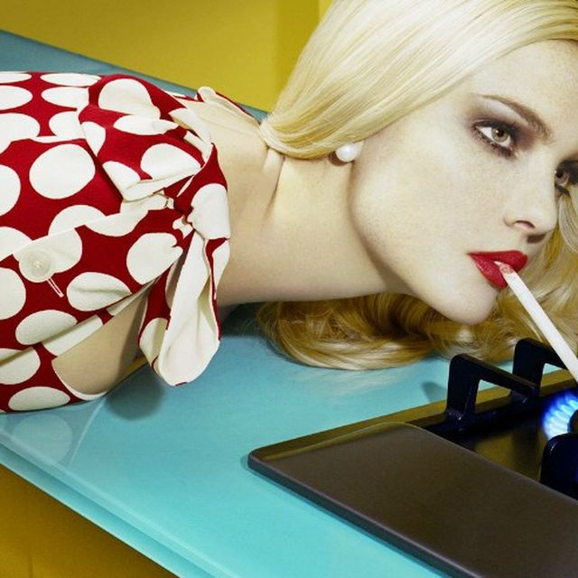 image: HOME WORKS By Miles Aldridge by ally_crespo