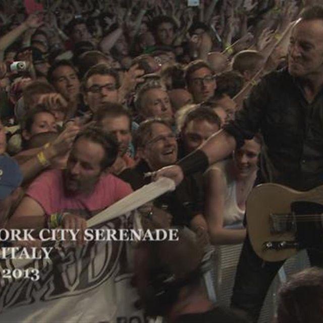video: Bruce Springsteen - New York City Serenade by tatiana