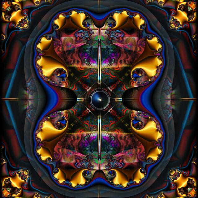 image: Fractal Canon by ivankorsario