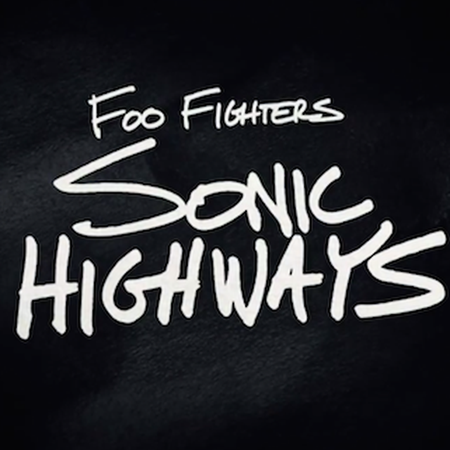 image: Foo Fighters: Sonic Highways by beefeaterinedit