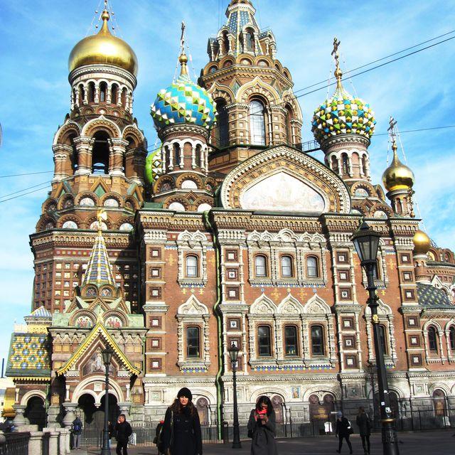 image: Saint Petersburg by veronik