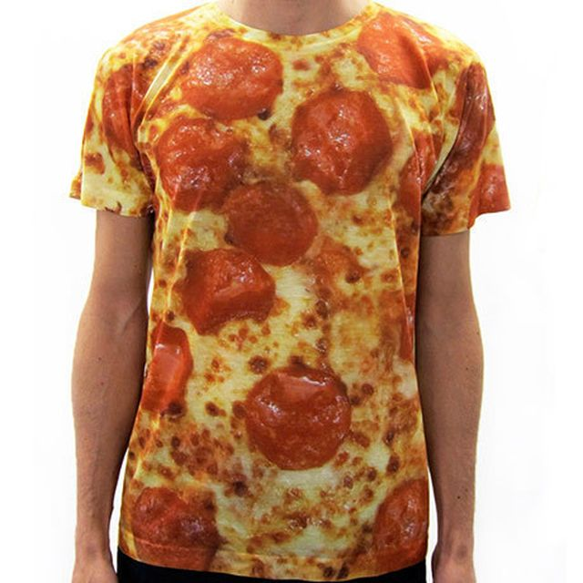 image: PIZZA SHIRT - FAB by FERRANDIZ