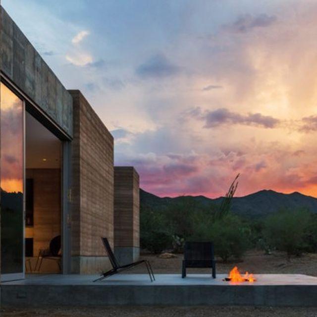 image: Tucson Mountain Retreat by DUST by goyette