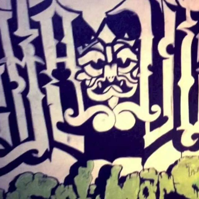 video: V Aniversario Gharuda (Art Warriors) by theartwarriors
