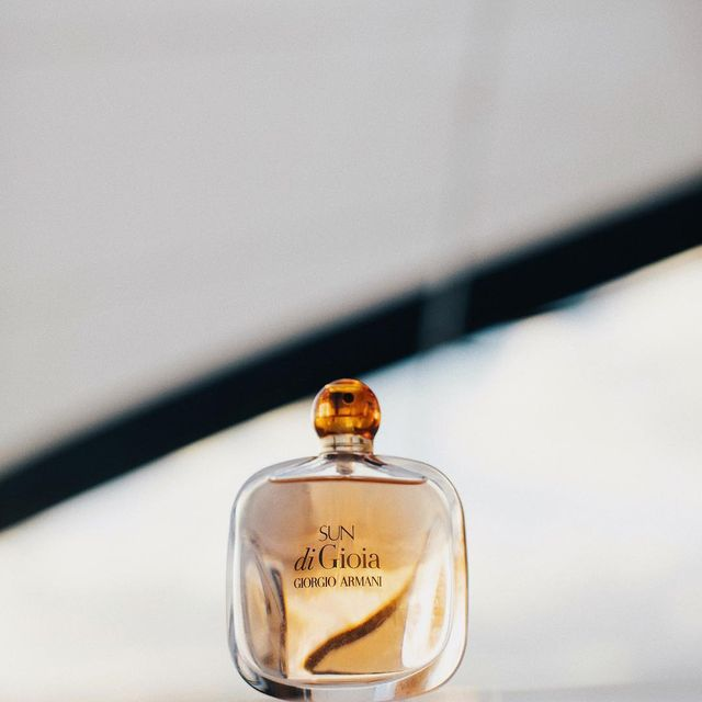 image: bottling the scent of salty skin and sea with sun di gioia by @armanibeauty. #sharemyjoy #ad by lusttforlife