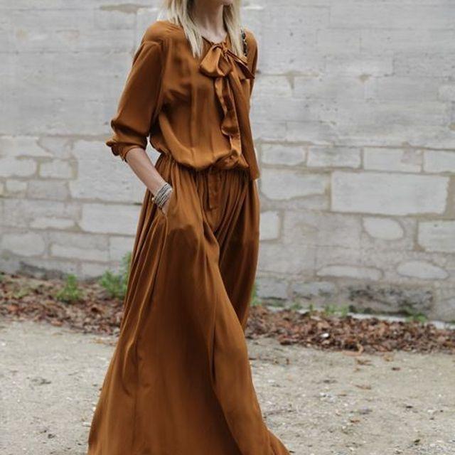 image: Romantic boho dress by heelspeplum
