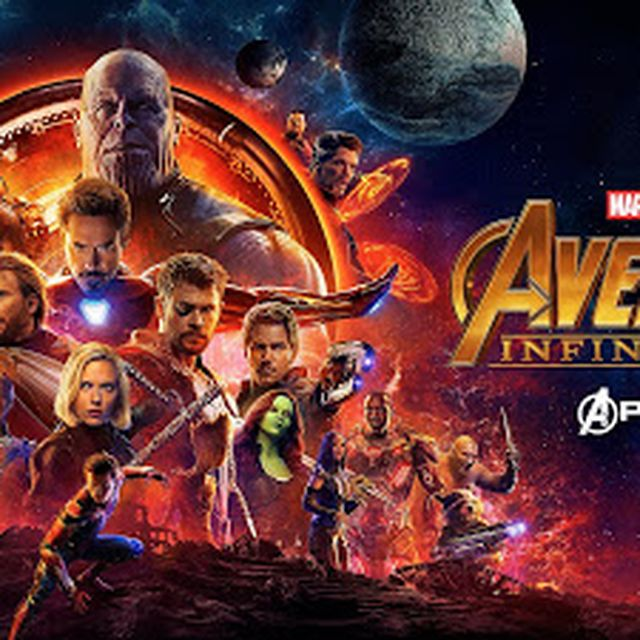 image: AVENGERS INFINITY WAR 2018 Papystream by papystreaming