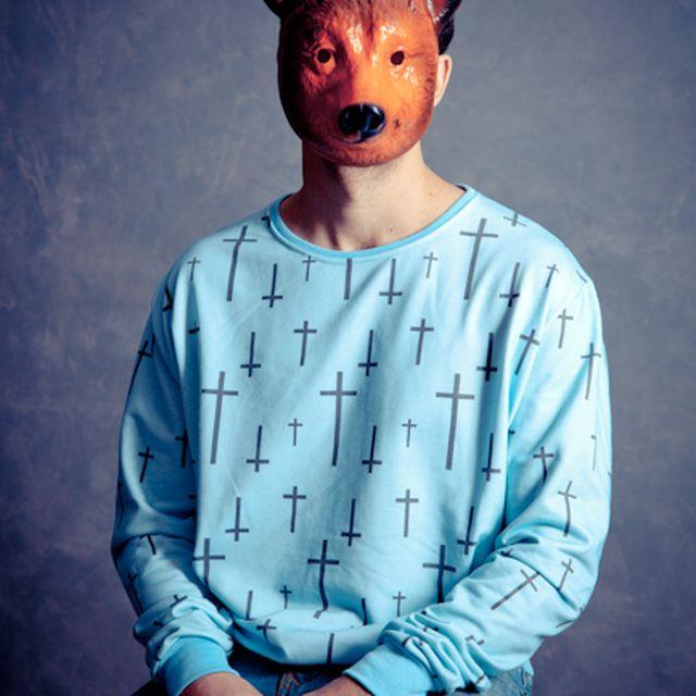 image: Sweater MALO Blue by malo