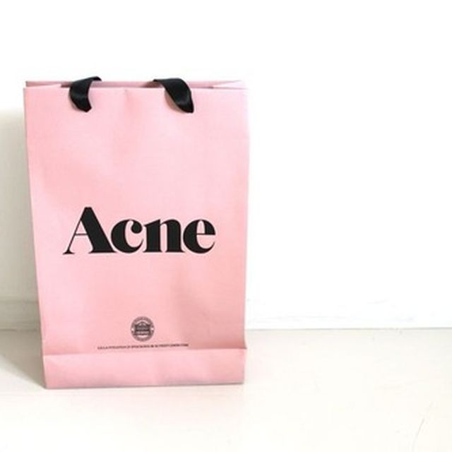 image: acne pink by taylorluvu