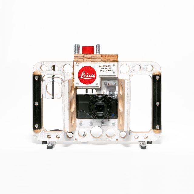 image: Europa Camera,...mixed...9.5 H x 12.375 W x 2.75 D...S/N: 2013.350 by tomsachs