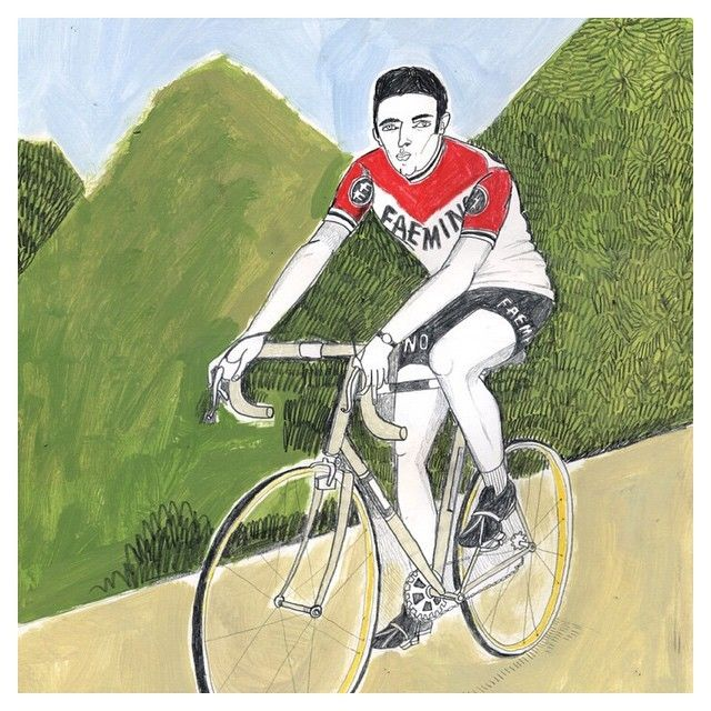 image: LE TOUR / www.carlafuentes.com #littleisdrawing #car... by little_isdrawing
