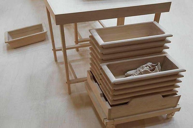image: Alan Wolfson's Miniature Urban Sculptures by fathomaway