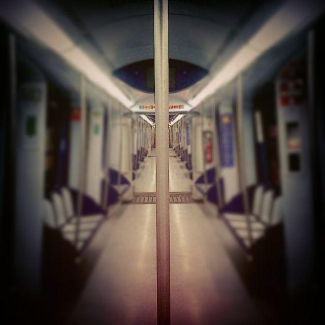 image: Metro by mariosanchezjimenez
