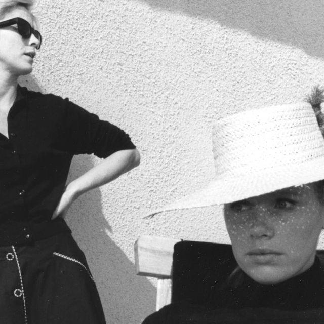 image: Persona - Ingmar Bergman by sweetlittleluci
