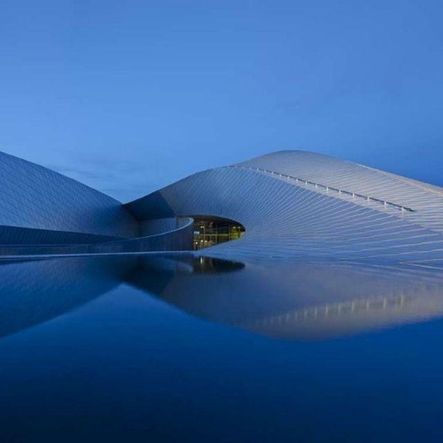 image: Architizer Best New Building 2015 | SamyRoad by neverdiscrete