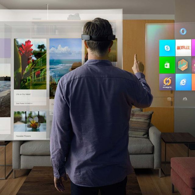 post: Up close with Microsoft's HoloLens by jason
