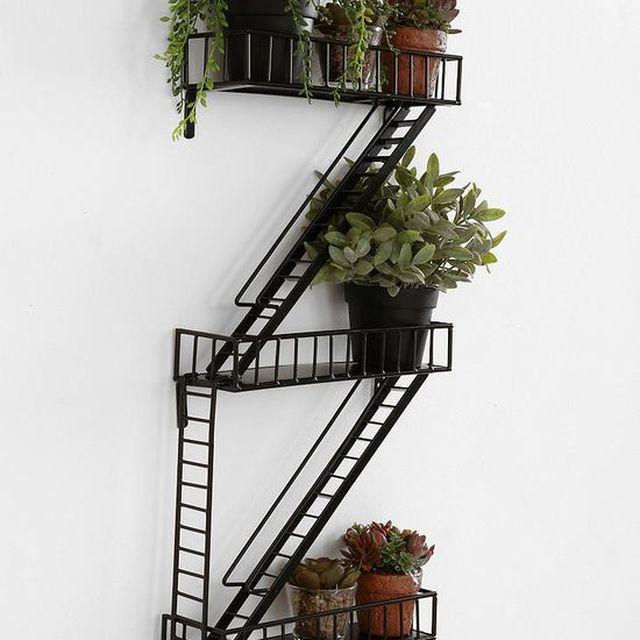 image: Fire Escape Wall Shelf #urbanoutfitters by nasti