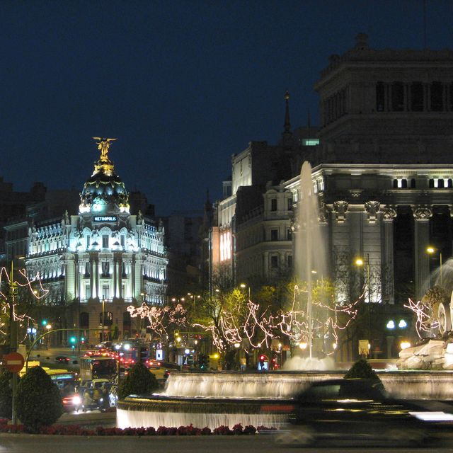 image: Madrid in Christmas by gt28