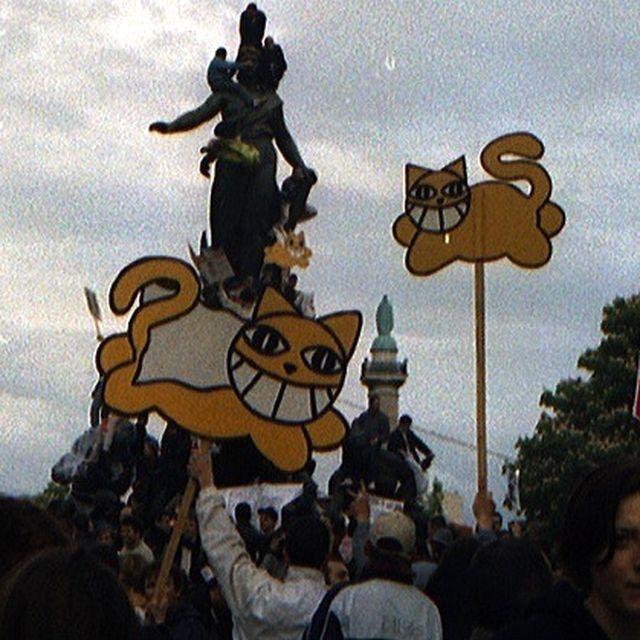 post: Esto sí que es un señor gato: Monsieur Chat by silviprado