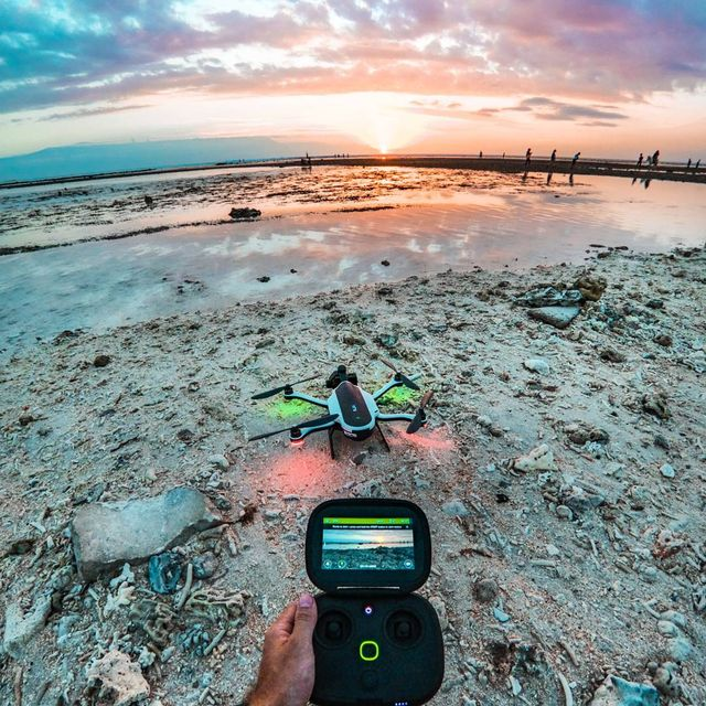 image: Ground Control do you copy?We're about to snipe some Nectar with the bird. #GoPro #GoProKarma #bali by chrisrogersza