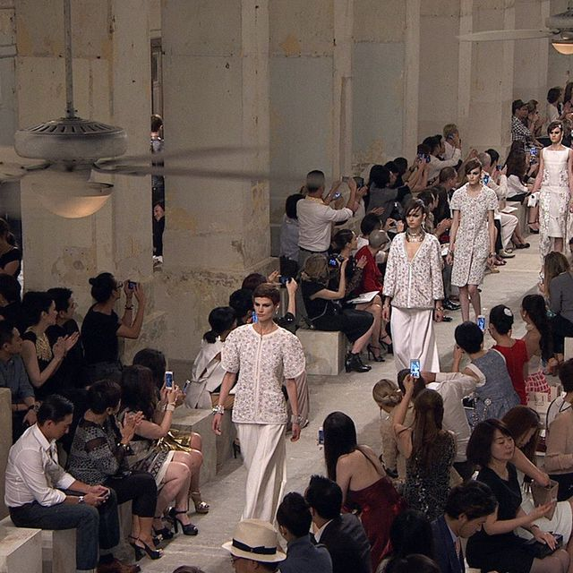 video: SPEECHLESS......Cruise 2013/14 CHANEL show by nvm