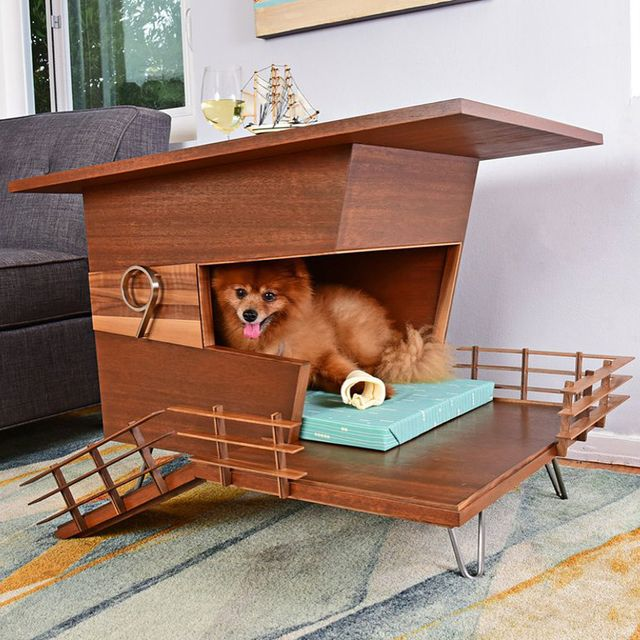 image: Dog Tower...by Pijuan Design Workshop.#p_roduct•#dog #bed #dogs #dogsofinstagram #instadog #puppy #product #furniture #losangeles by product