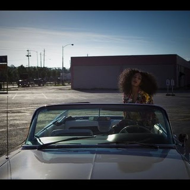 video: Solange - Lovers In The Parking Lot by travis
