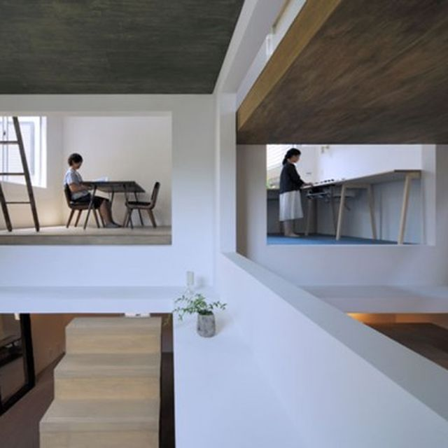 image: House T by Hiroyuki Shinozaki by goyette