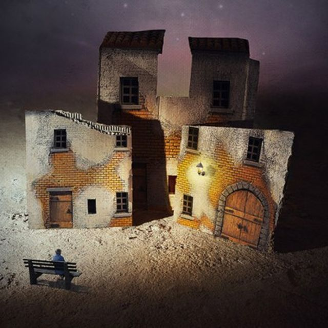 image: Imaginary Town 4 by alex_lamas