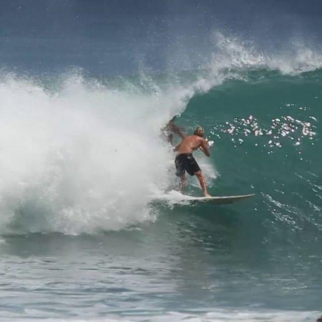 video: Surf Rage : Kiwi vs Brazillian by mave