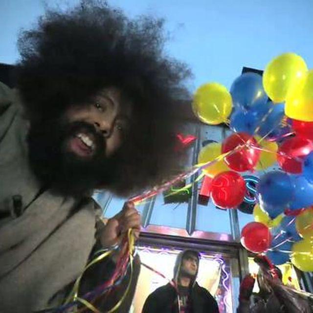 video: Reggie Watts - F_CK SH_T STACK by borja-sainz-562