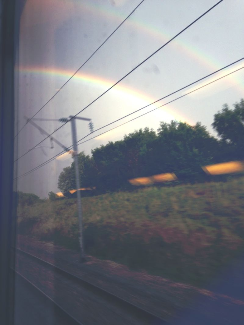 image: Trains by chloee