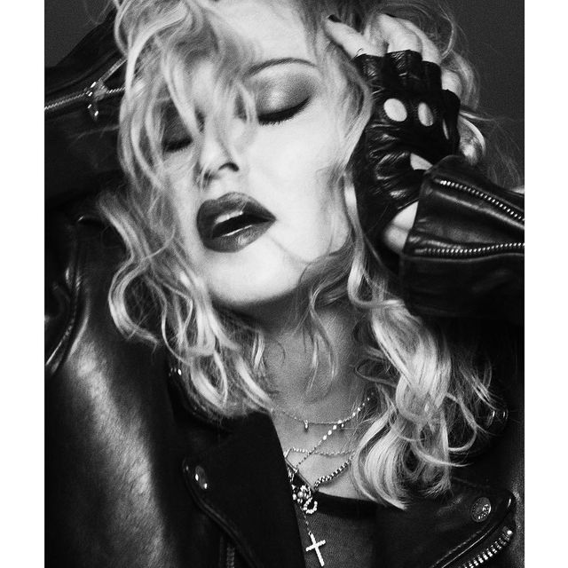 image: The Incredible Beauty of the  One and Only Iconic Face ???⚡️⚡️⚡️ @madonna  starring in the New @mdnaskin  Ads  shot by @luigiandiango  @luigimurenu  @ariannephillips  @visionaaron  @andylecompte #love#mdnaskin #iconic #madonna #luigiandiango by luigimurenu