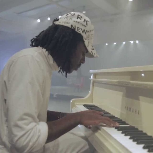 video: Blood Orange - Time Will Tell by haze