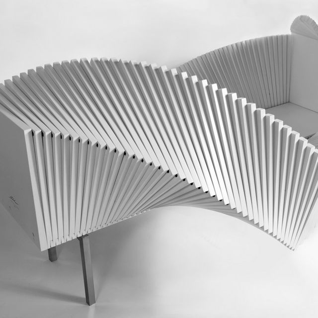 image: Sebastian Errazuriz | The Wave by waryamaranth