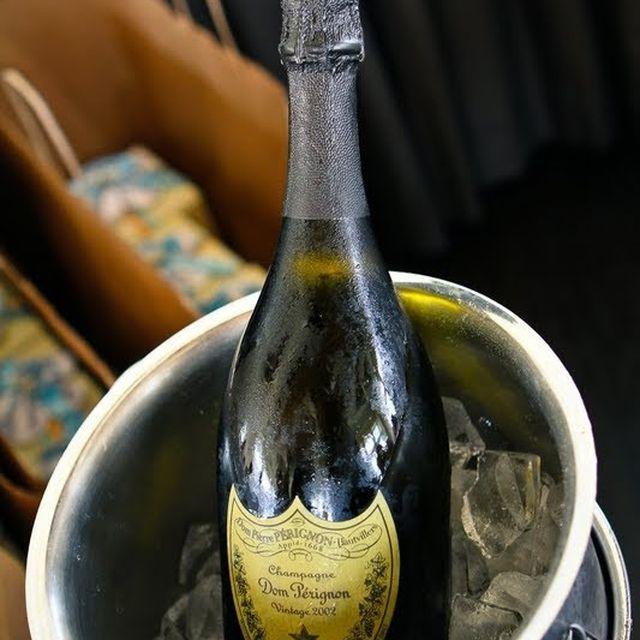 image: Champagne by fideldelgado