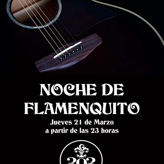 image: FLAMENQUITO EN EL 303 by koki